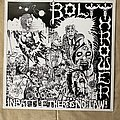 Bolt Thrower In Battle There Is No Law 1st press full set Tape / Vinyl / CD / Recording etc