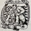 Cold As Life - TShirt or Longsleeve - Cold As Life Breakin the Law shirt