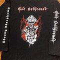 God Dethroned - TShirt or Longsleeve - God Dethroned Bloody Blasphemy tour LS