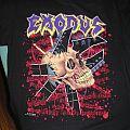 TShirt or Longsleeve - original EXODUS 1990  Only Death Decides shirt