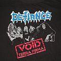 "TShirt or Longsleeve - original DEFIANCE 1990 ""Void Terra Firma"" tour shirt"