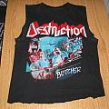 TShirt or Longsleeve - original DESTRUCTION Mad Butcher shirt 1987
