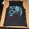 TShirt or Longsleeve - original SADUS Swallowed in Black tour shirt 1990