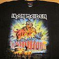 Iron Maiden - TShirt or Longsleeve - LA ATE Shirt