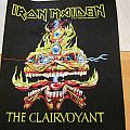 "Patch - Iron Maiden ""The Clairvoyant"" BP"