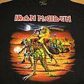 Iron Maiden - TShirt or Longsleeve - Australia Final Frontier Event Shirt