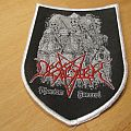 Desaster - Patch - Phantom Funeral Patch