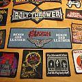 Iron Maiden - Patch - Trade stuff