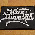 King Diamond - Patch - King Diamond Logo Patch