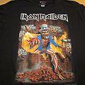 Iron Maiden - TShirt or Longsleeve - USA Tour 2016 shirt shop version