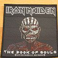 Iron Maiden - Patch - Book of souls Patch