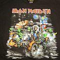 Iron Maiden - TShirt or Longsleeve - Scandinavian Final Frontier Event Shirt