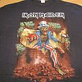 Iron Maiden - TShirt or Longsleeve - Maiden US Tour Shirt with dates
