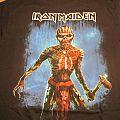 Iron Maiden - TShirt or Longsleeve - Maiden tomahawk shirt