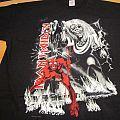 Iron Maiden - TShirt or Longsleeve - NOTB Shirt