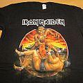 Iron Maiden - TShirt or Longsleeve - Japan ATE shirt