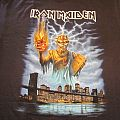 Iron Maiden - TShirt or Longsleeve - Maiden NYC Event Shirt