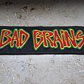 Bad Brains Logo patch