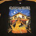 Iron Maiden - TShirt or Longsleeve - Florida event Shirt Undated version