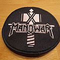 Manowar - Patch - If you´re not into Metal....