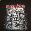 Iron Maiden - TShirt or Longsleeve - Nine Eds Shirt