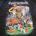 Iron Maiden - TShirt or Longsleeve - Maiden Vegas ATE Shirt