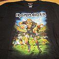 Iron Maiden - TShirt or Longsleeve - New Zealand ATE Shirt