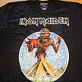 Iron Maiden - TShirt or Longsleeve - Maiden Mexico ATE Shirt