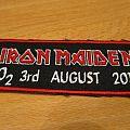 Maiden bootleg patch