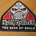 Iron Maiden - Patch - TBOS Tour patch