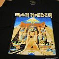 Tell me why I have to be a powerslave! TShirt or Longsleeve