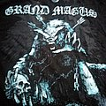 Grand Magus - TShirt or Longsleeve - Grand Magus Wolf God Tour 2020 T-Shirt