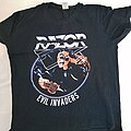 Razor - TShirt or Longsleeve - Razor Evil Invaders shirt
