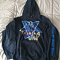 Running Wild - Hooded Top - Running wild hoodie