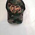 Obituary - Other Collectable - Obituary redneck hunter cap