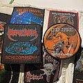 Sepultura - Patch - SepulturAngel for SpeedMetalKale