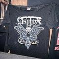 Asphyx - Other Collectable - Asphyx tour shirt