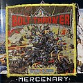 Bolt Thrower - Realm of Chaos woven patch