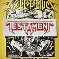 Testament - Other Collectable - Testament sticker