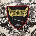 Vulture - Patch - Vulture - Victim of the Blade woven patch