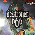 Deströyer 666 - Patch - Deströyer 666 embroidered logo patch