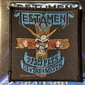 Testament - Patch - Testament - Disciples of the Watch VTG woven patch