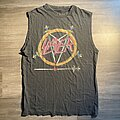 Slayer - TShirt or Longsleeve - Vintage Slayer - Hell Awaits sleeveless shirt