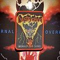 Destruction - Patch - Destruction - Infernal Overkill woven patch