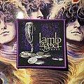 Lamb Of God - Patch - Lamb of God - Sacrament woven patch (purple border)