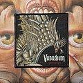 Vanadium - Born to Fight woven patch