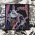Tankard - Tape / Vinyl / CD / Recording etc - vintage Tankard - Fat... Ugly & Live woven patch