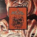 Acid - Patch - Acid - Maniac woven patch