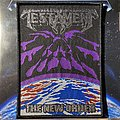 Testament - The New Order woven patch