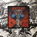 Exciter - Patch - vintage Exciter - Long live the Loud woven patch